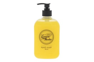 Šķidrās roku ziepes Hand Soap (Lemon Soda) 500 ml