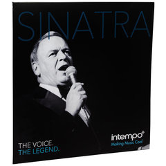 Vinilplate The voice. The legend. Frank Sinatra
