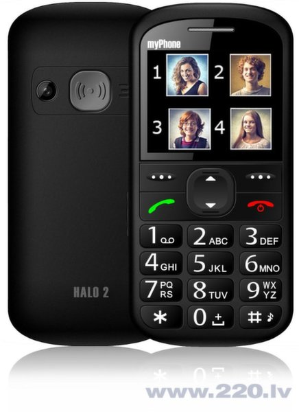 MyPhone HALO 2 Black