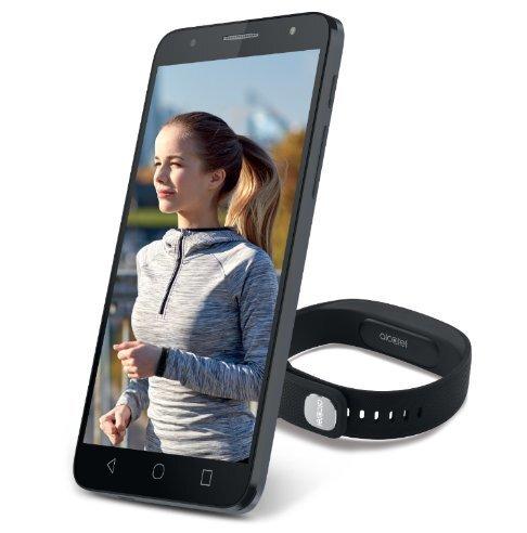 Alcatel Pop 4 Plus Dual Grey + MoveBand