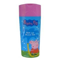 Dušas želeja bērniem Peppa Pig 400 ml