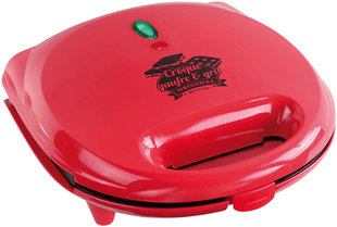 DomoClip 3 in 1 Sandwich Press grill waffle DOP133 Red, 700 W, Number of plates 3, 2