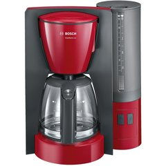 Coffee maker Bosch TKA6A044 | red   cena un informācija | Coffee maker Bosch TKA6A044 | red   | 220.lv