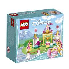 Konstruktors LEGO® Disney Princess Petite's Royal Stable 41144 cena un informācija | LEGO | 220.lv