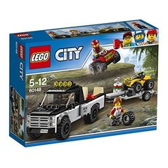 Konstruktors LEGO® City ATV Race Team 60148