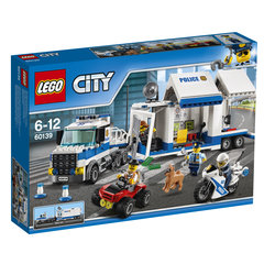 60139 LEGO® City Mobile Command Center Komandas centrs