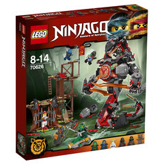 Konstruktors LEGO® Ninjago Dawn of Iron Doom 70626