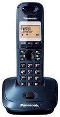 PANASONIC KX-TG2511JTC Zils cena un informācija | Stacionārie telefoni | 220.lv