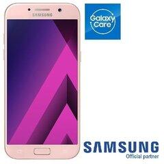 Samsung Galaxy A5 2017 (A520F) LTE Розовый + Galaxy Care
