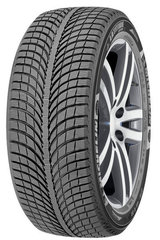 Michelin LATITUDE ALPIN LA2 255/55R18 109 H XL * cena un informācija | Ziemas riepas | 220.lv