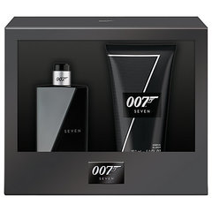 Komplekts James Bond 007 Seven: edt 50 ml + dušas želeja 150 ml