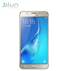 Защитная пленка-стекло Blun Extreeme Shock 0.33мм / 2.5D для Samsung Galaxy J5 (2017)