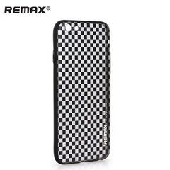 Тонкий чехол - крышка Remax Gentleman Grid Premium 0.5 мм Серии для Apple iPhone 7 (4.7inch) цена и информация | Кошельки и сумочки для мобильных телефонов | 220.lv