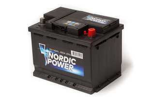 Nordic Power 56Ah 480A