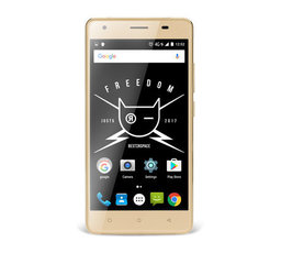 Just5 Freedom M303 Dual LTE Gold