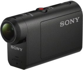 Sony HDR-AS50, Melna