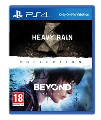 Spēle Heavy Rain & Beyond:Two Souls™ Collection (PS4)