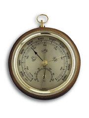 Barometrs TFA Dostmann B005D cena un informācija | Meteostacijas, termometri | 220.lv