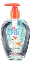 Šķidrās roku ziepes bērniem The Secret Life Of Pets 250 ml