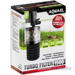 Ūdens filtrs Aquael Turbo filter 1500 cena