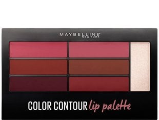 Lūpu konturēšanas palete Maybelline New York Lip Studio Colour Contour