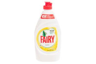 Средство для мытья посуды Fairy Lemon, 0,45 л
