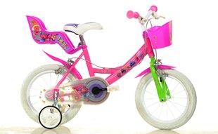 "Meiteņu divritenis Dino Bikes Trolls 14"", 144R-TRO"