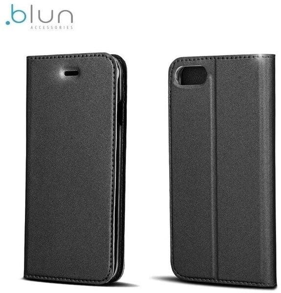 Чехол-книжка Blun Premium Matt для Samsung Galaxy J7 (2016) (J710F) Черный
