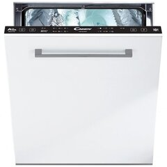 Candy Dishwasher CDI 2D949 Built-In, Width 44 cm, Number of place settings 9, Number of programs 7, A++, Display LED, AquaStop function   цена и информация | Посудомоечные машины | 220.lv