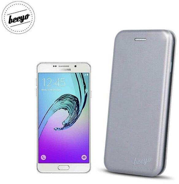 Чехол-книжка Beeyo Diva Series для Samsung Galaxy A3 (A310F) (2016) Серый