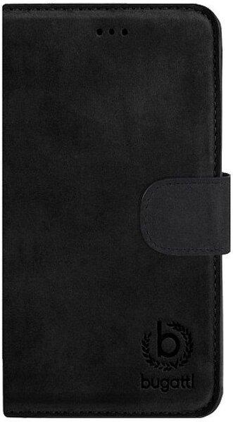 Чехол-книжка MADRID Bugatti Samsung Galaxy S6, черный