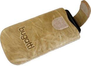 Telefona maciņš S Bugatti UNIQUE, universāls , smilšu