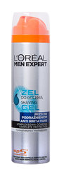 Гель для бритья L'Oreal Paris Men Expert 200 мл