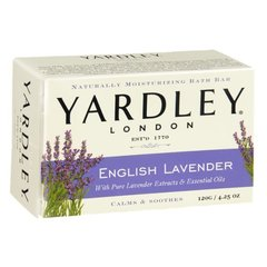 Ziepes ar lavandas ekstraktu Yardley English Lavender 120 g