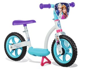 Līdzsvara velosipēds Smoby Comfort Frozen cena un informācija | Velosipēdi | 220.lv
