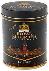 IMPRA tēja Royal elixir knight (met.) 100 gr
