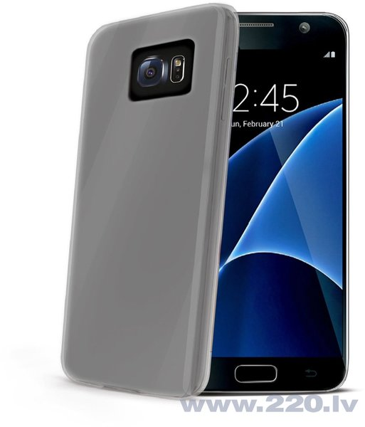 Защитный чехол Celly GELSKIN Samsung Galaxy S7,прозрачный