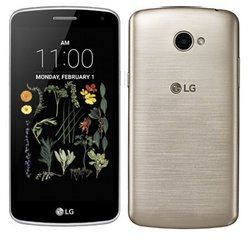LG X220DS K5 black/gold