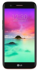 LG K10 2017 (M250n) Dual LTE Melns