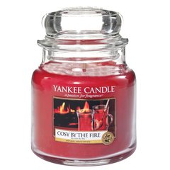 Ароматическая свеча Yankee Candle Cosy By The Fire,105  г.