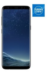 Samsung Galaxy S8 G950 64GB LTE Midnight Black + Galaxy Care