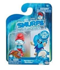 Smurfs набор фигурок, 2 шт., 96562 цена и информация | Супер герои, фигурки | 220.lv