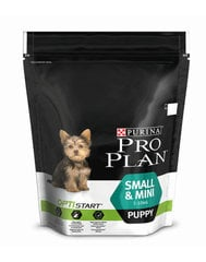 Pro Plan Puppy Small and Mini sausā barība kucēniem, 700g