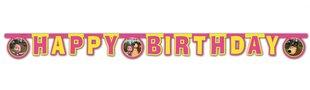 """Virtenes """"Maša un lācis. Daudz laimes dzimšanas dienā."""""""