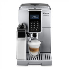 Delonghi Coffee maker ECAM 350.75 SB Pump pressure 15 bar, Built-in milk frother, Coffee maker type Full automatic, 1450 W, Silver