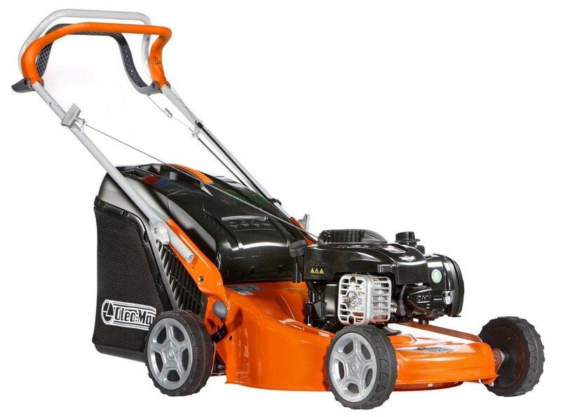 Oleo-Mac газонокосилка G 48 TBQ Comfort Plus