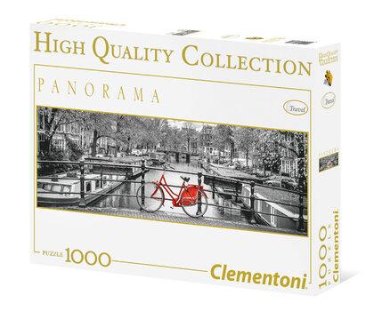 Puzle Clementoni Panorama: Amsterdam, 1000 det.