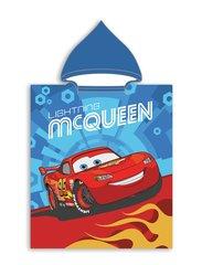 Детское полотенце с капюшоном Disney Cars