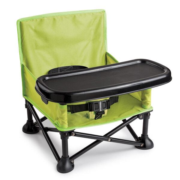 Barošanas krēsls Summer Infant Pop N Sit Booster, zaļš