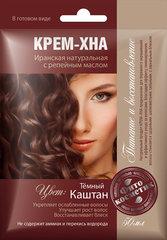 Кремообразная краска для волос с хной Fitokosmetik 50 мл